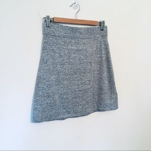 GAP Mini Sweater Wrap Skirt
